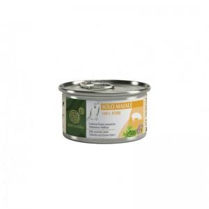 Hrana umeda pentru pisici gestante/ care alapteaza, Equilibria Cat, carne de porc, 85 g
