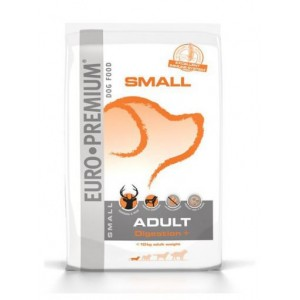 EURO-PREMIUM SMALL ADULT Digestion+, 3 kg