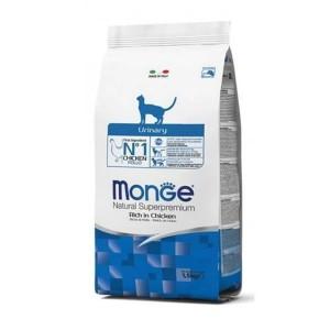 Monge Natural Cat Urinary, pui, 1.5 kg
