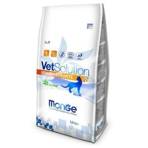 Monge Vetsolution Urinary Struvite Feline, 1.5 kg
