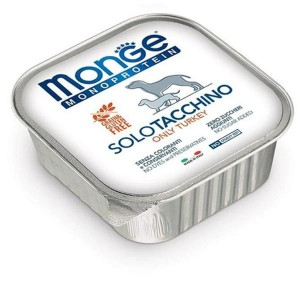 Monge Dog Pate Solo, curcan, 150 g