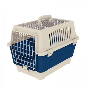 Ferplast cusca transport Atlas Open Organizer 10 Albastru, 33 x 47 x 33 cm