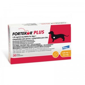 Fortekor Plus 1,25/2,5 mg 30 tablete