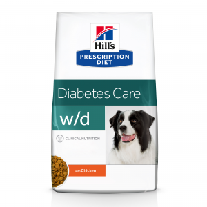 Hill's PD w/d Digestive, Weight, Diabetes Management hrana pentru caini 1.5 kg