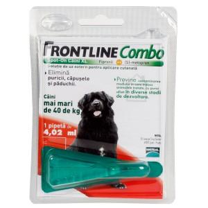 Frontline Combo XL (40-60 kg) - 1 Pipeta Antiparazitara