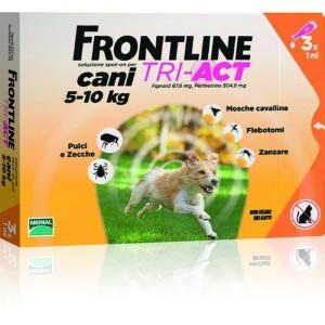 Frontline Tri-Act  5-10 kg 1 pipeta