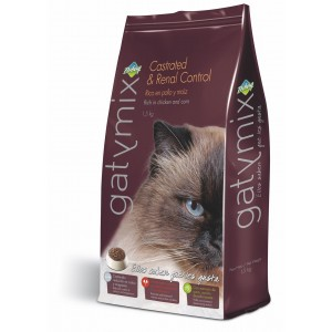 Dibaq Economic Gatymix, Castrated & Renal Control, 1.5kg