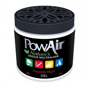 PowAir Gel, Passion Fruit, 400g