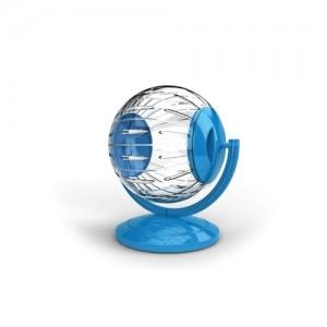 Jucarie sfera mini pentru hamsteri, Geo
