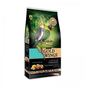 Mancare completa Premium pentru nimfe, Gold Wings Premium Parakeet, 1 kg