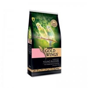 Mancare completa Premium pentru perusi tineri, Gold Wings Premium Young Budgie, 1 kg