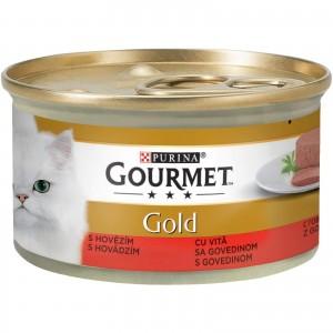 Gourmet Gold Mousse cu Vita, 85 g