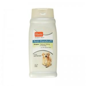 Hartz GB Sampon Antimatreata pentru Caini, 532 ml