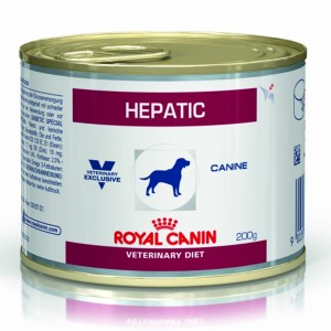 Royal Canin Hepatic Dog 200 g