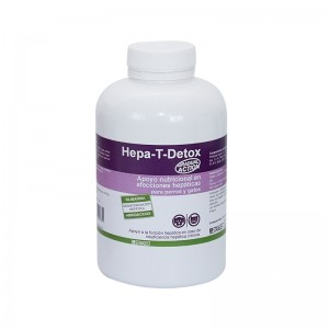 Hepa-T-Detox, 60 tbl