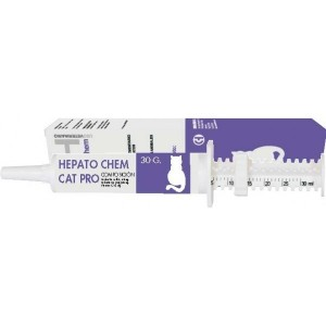 HEPATO CHEM CAT PRO, 30 ml