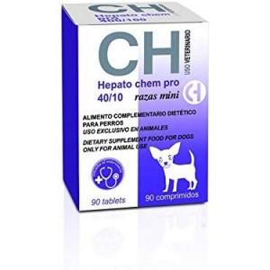 Hepato Chem Pro Mini 40-10, 90 comprimate
