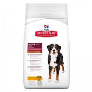 Hill's SP Adult Advanced Fitness Large Breed hrana pentru caini cu pui 3 kg