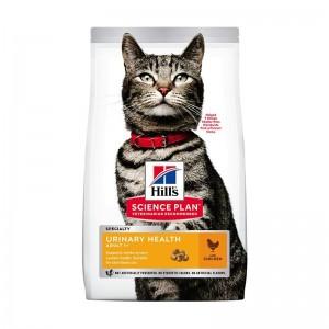 Hill's SP Adult Urinary Health hrana pentru pisici cu pui 7 kg