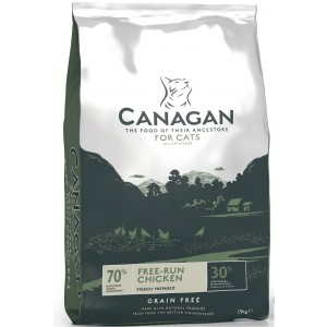 Canagan Cat Grain Free cu Somon 375g