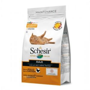 Schesir Cat Adult Monoprotein Pui 400 g