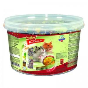 Hrana completa pentru hamsteri Vitalpol, 2 kg