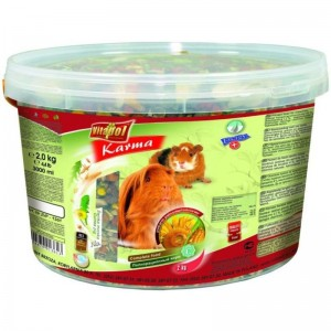 Hrana completa pentru procusor Guineea Vitalpol, 2 kg