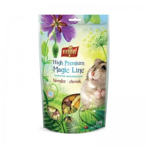 Hrana hamsteri Vitapol Magic Line, 350 g