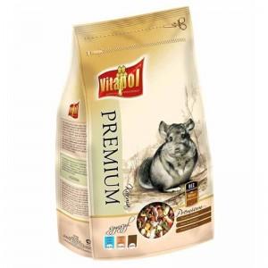 Hrana premium chinchila Vitapol, 750 g