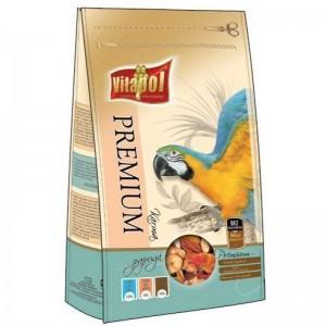Hrana premium papagali mari Vitapol, 750 g