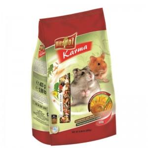 Hrana standard hamsteri Vitalpol, 400 g