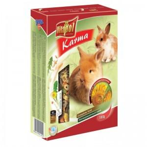 Hrana standard iepuri Vitalpol, 1 kg