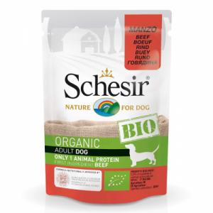 Hrana umeda pentru caini, Schesir Bio Vita, 85 g