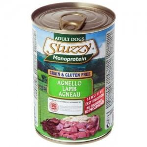 Hrana umeda caini, Stuzzy Monoprotein cu miel, 400 g