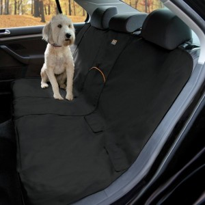 Husa bancheta auto, Kurgo, negru 140 cm