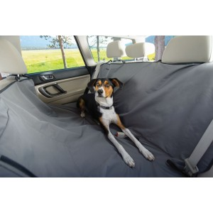Husa scaune masina Dirtbag - gri - Ruffwear