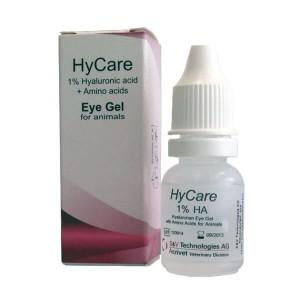 HyCare gel oftalmic 1% 2