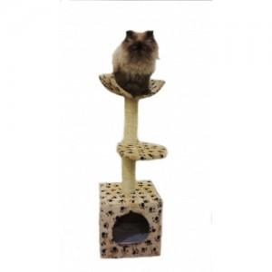 Sisal pisici Olimp 30X30X95 cm