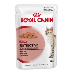 Royal Canin Instinctive in Gravy plic