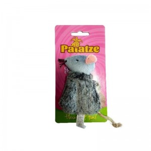 Jucarie Paiatze Cat Soarece, 10 x 5 cm