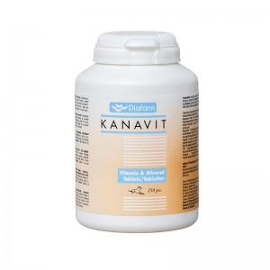 Kanavit, 250 tablete