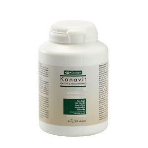 Kanavit Calciu & Trace mineral, 350 tablete