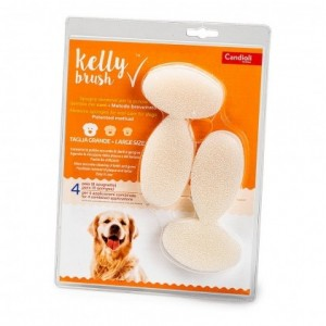 KELLY BRUSH, bureti abrazivi L