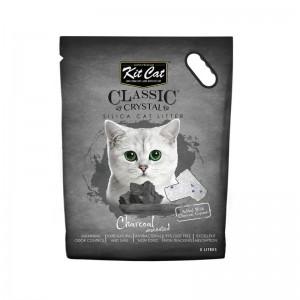 Kit Cat Crystal Charcoal, 5 l