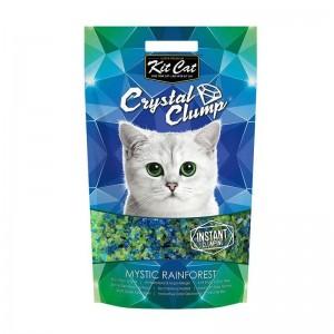 Kit Cat Crystal Clump Mistic Rainforest, 4 l