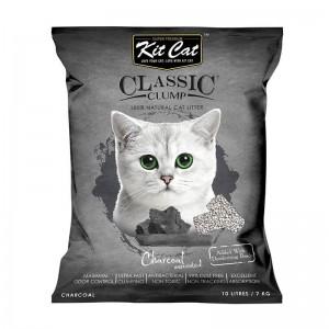 Kit Cat Litter Charcoal, 10 l
