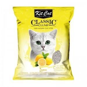 Kit Cat Litter Lemon, 10 l