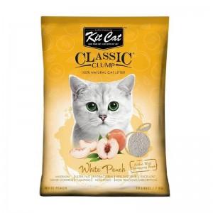 Kit Cat Litter White Peach, 10 l