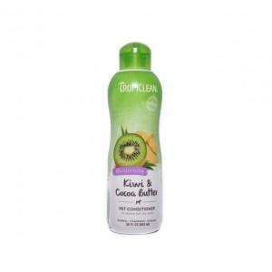 Balsam pentru caini si pisici, Tropiclean Kiwi & Cocoa Butter, 355 ml