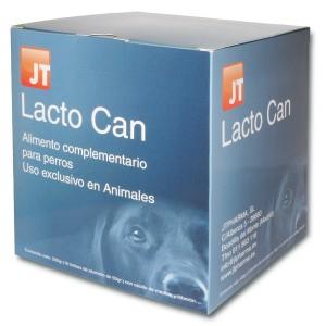 JT- LACTO CAN CAINI LAPTE PRAF PLICURI 10 X 50 G